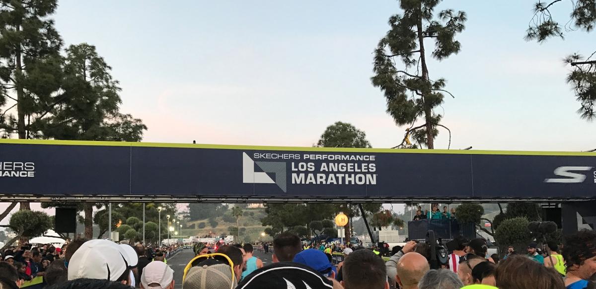 2017 Los Angeles Marathon RaceReport