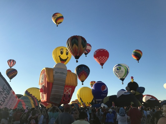 NJ Balloon Festival 1