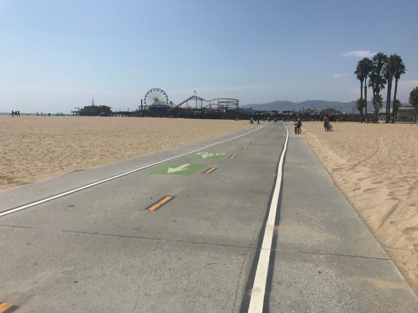 Approaching Pier